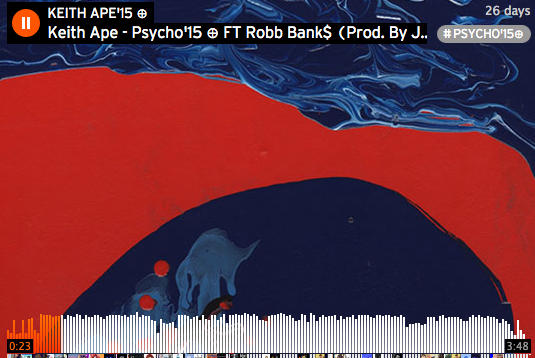 keith ,ape, robb, banks, psycho