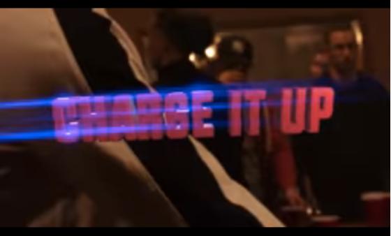 JACOB BANDANA CHARGE IT UP MUSIC VIDEO
