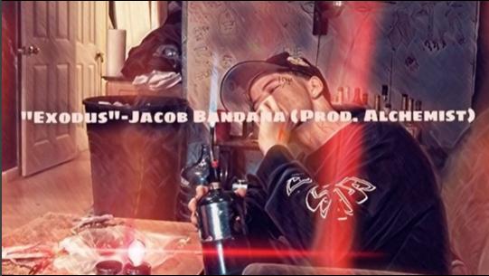 "Jacob Bandana-""EXODUS"" (prod. By Alchemist)"