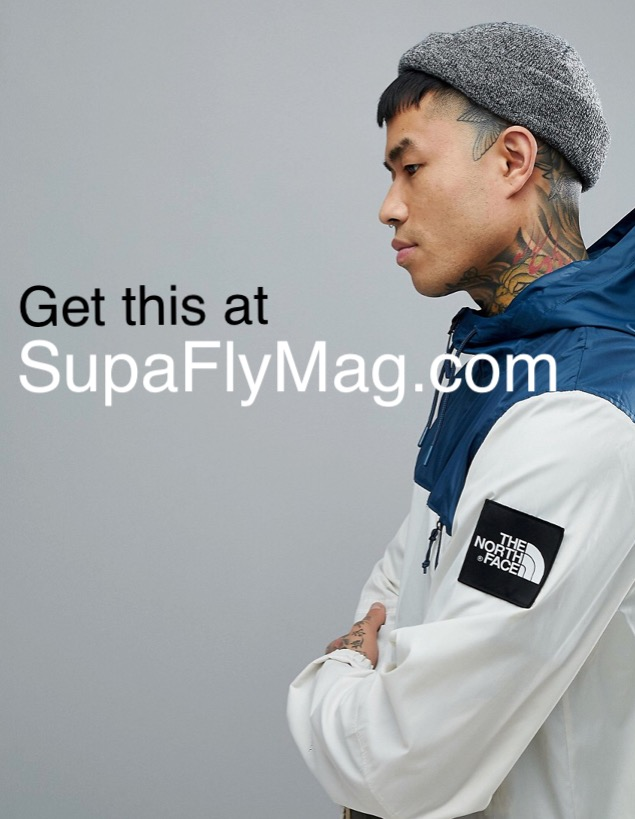 The North Face 1990 Jacket White/Blue