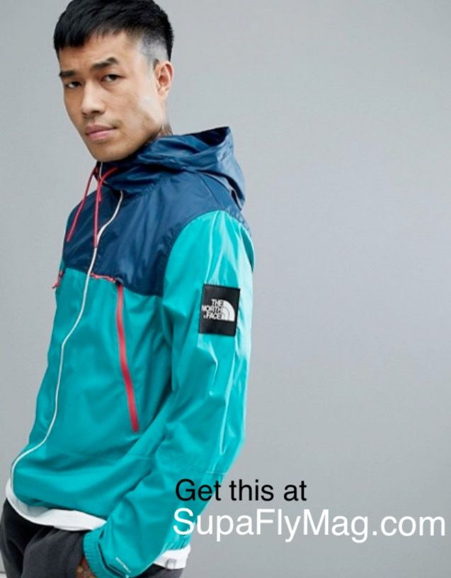 The North Face 1990 Jacket Green/Blue