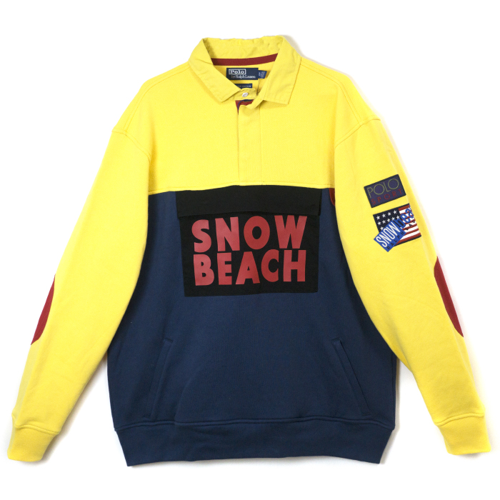 Ralph Lauren Snow Beach Pullover