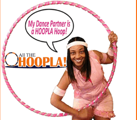 "Gerri McCully ""The Hula Hoop Queen"""